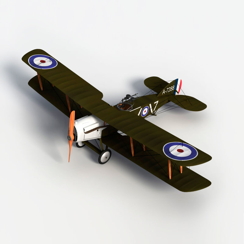 3d bristol f 2b fighter
