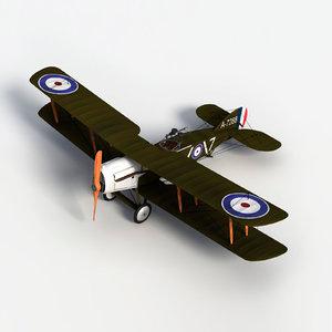3d bristol f 2b fighter