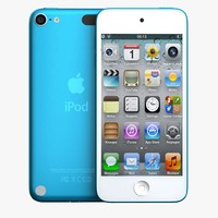 Ipod Touch 5 Blue