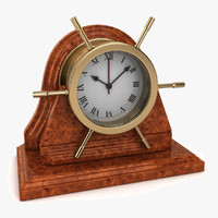 max nautical clock
