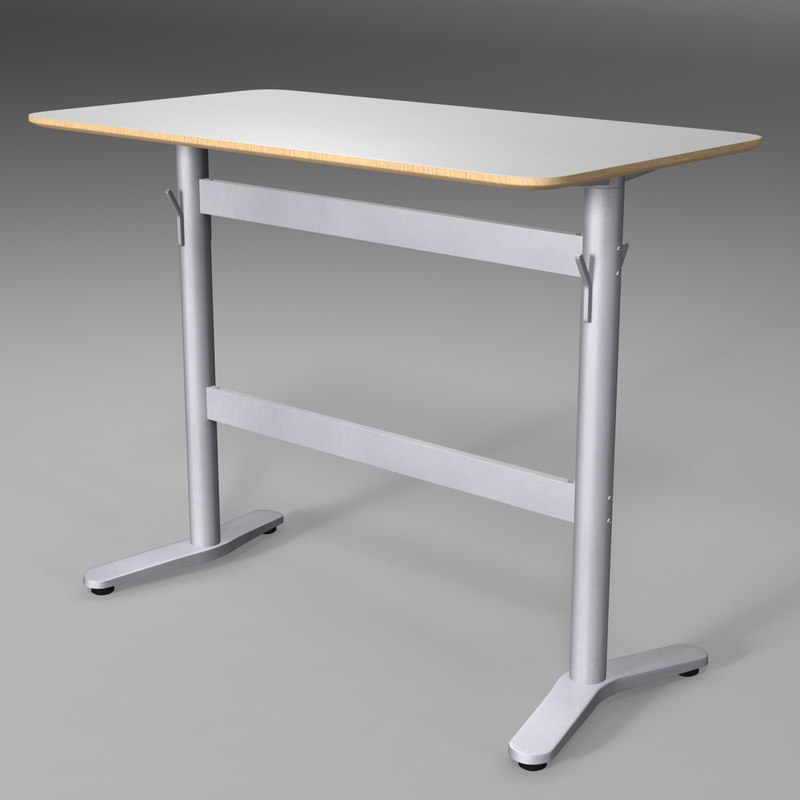 bar table 3d model