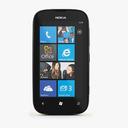 Nokia Lumia 510 3D models