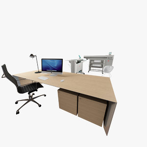 max large format xero desk
