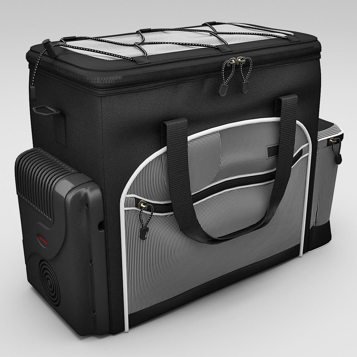 cooler bag supra mbc 3d obj