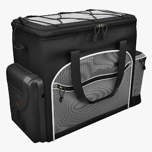 cooler bag supra mbc 3d obj