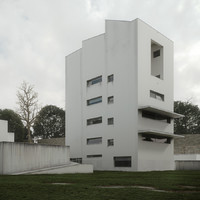 Full Exterior Building Scene 01