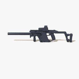 kriss vector gun lwo
