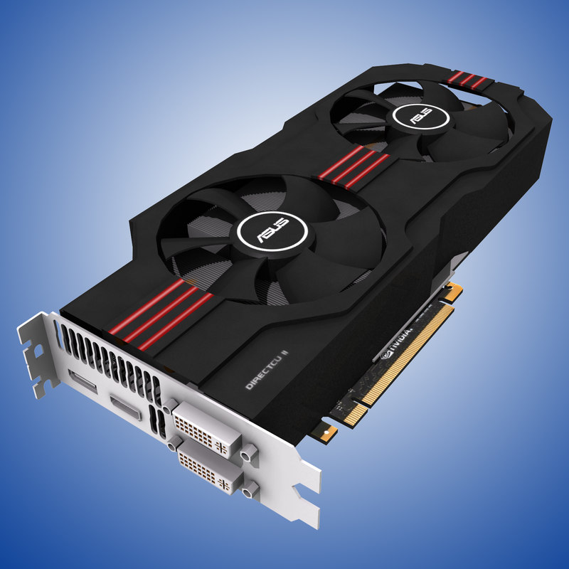 3ds max sli video card