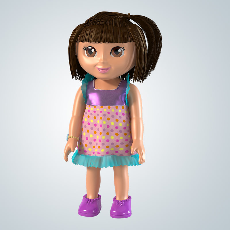 Toddler Girl Toys 2014 : D dora doll