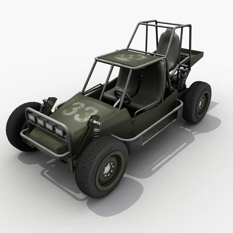 3d model 2 modeled