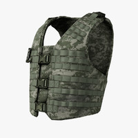 Easy Bullet-Proof Vest