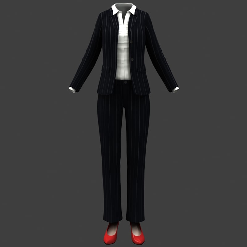 female suit max