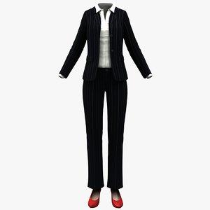 female suit max