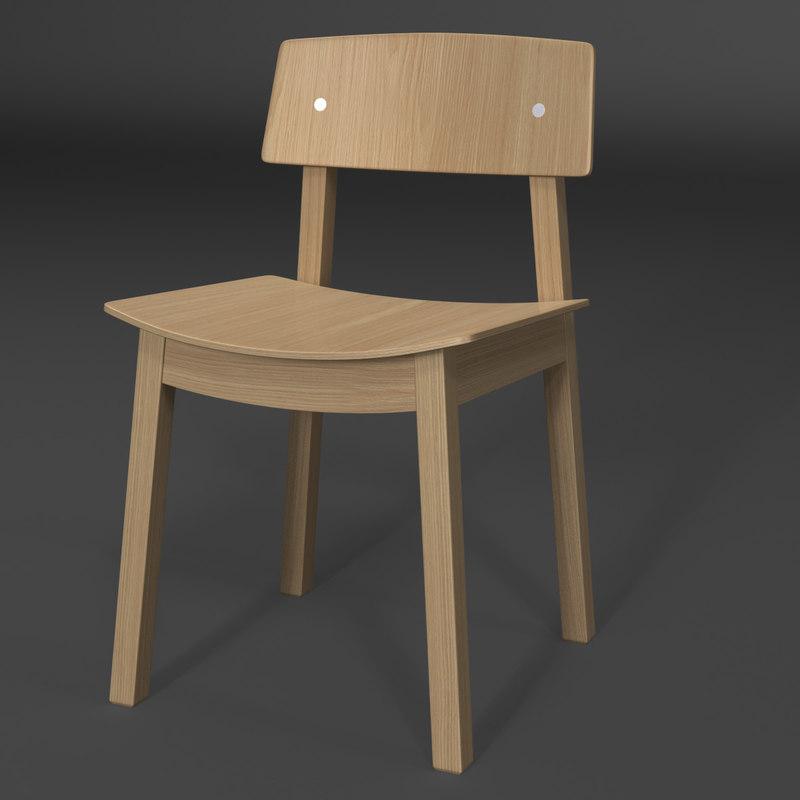 sigurd chair obj