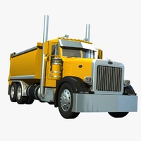 lightwave transfer dump 367 truck