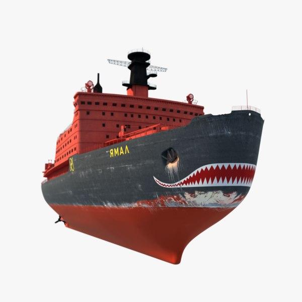 max yamal icebreaker