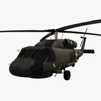 max blackhawk uh-60 sikosky