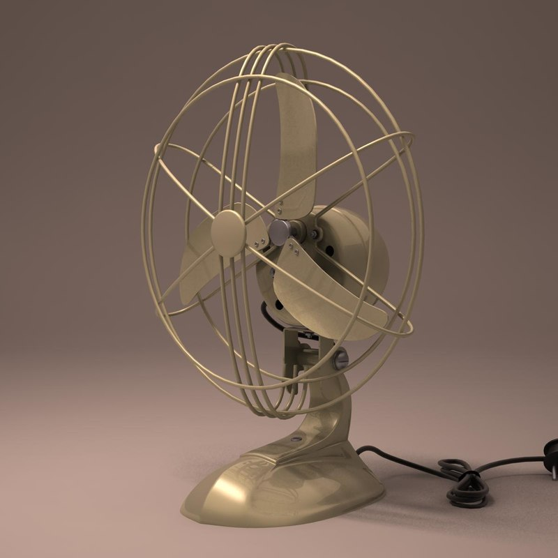 antique fan max