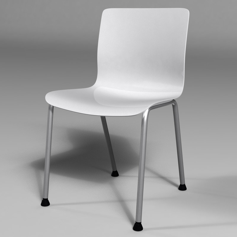 erland chair 3d fbx