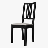 3d börje chair model