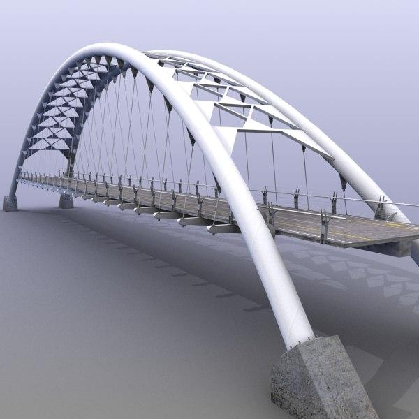 3d x humber bridge