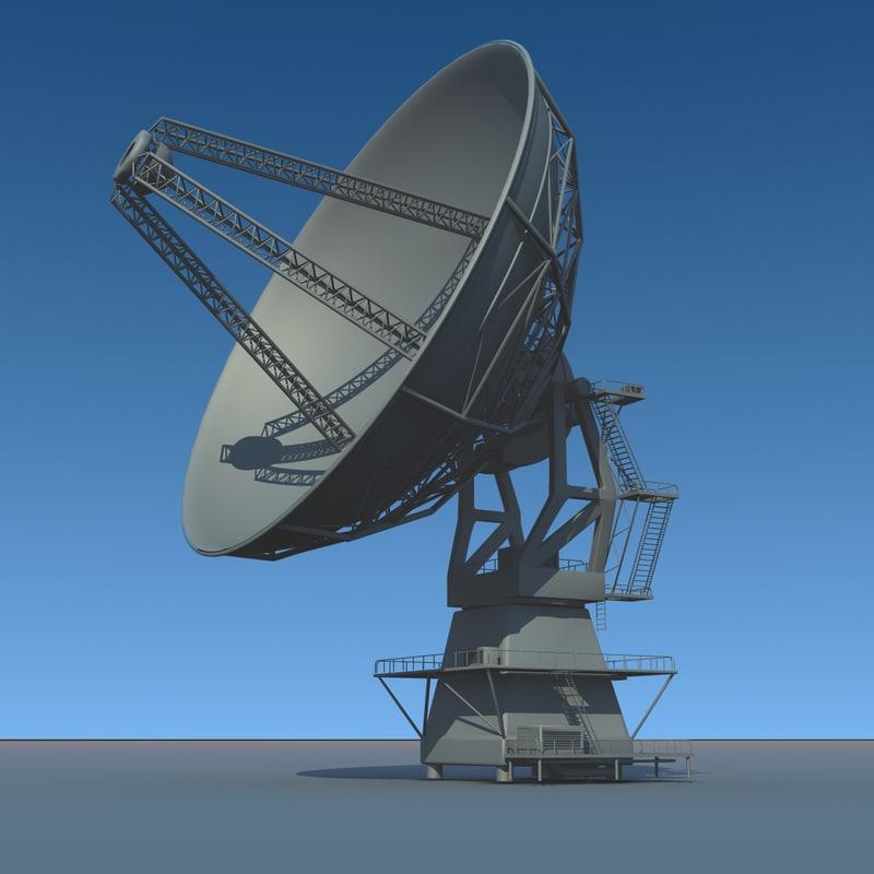 obj radio telescope