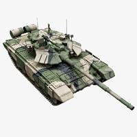 realistic battle tank t-90 3d max