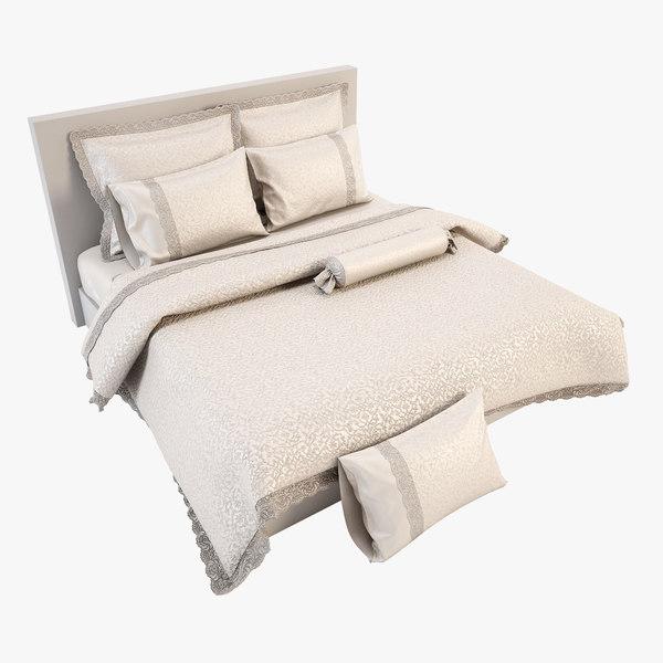 bedcloth 24 3d model