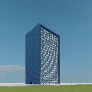 3d new skyscraper 93