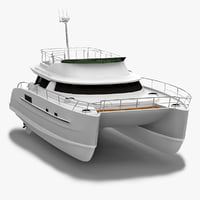 Cruise Catamaran Cumberland 44