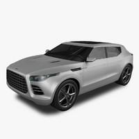 Aston Martin Lagonda Crossover