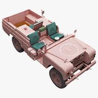 max land rover s2a sas