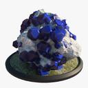 crystal 3D models