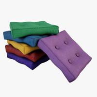 3d pillow 24 model