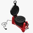 waffle maker 3D models