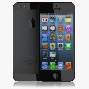 3ds max iphone 5