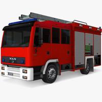 Generic Firetruck