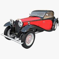 Bugatti T50 1933
