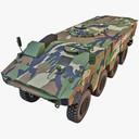 Iveco Superav 8x8 3D models