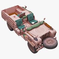 Land Rover S2A SAS 2