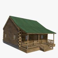 log cabin max