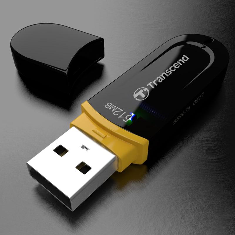 lightwave transcend usb flash drive