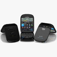 BlackBerry Style 9670 Black