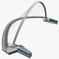 gateshead millennium bridge max