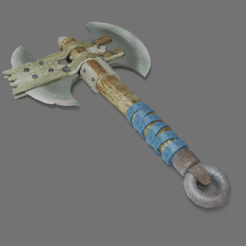 max medieval axes