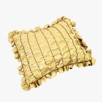 pillow 04 3d max
