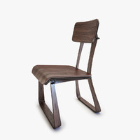 chair 1 3d 3ds