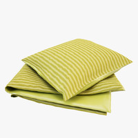 pillow 15 3d obj