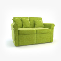 3ds sofa realistic