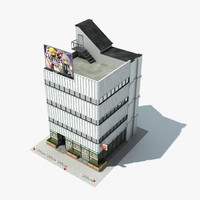 lightwave japan building shops offices